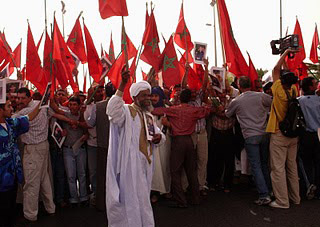 Un mouvement veut ester en justice l'Etat algérien pour des crimes à Tindouf